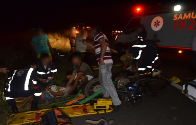 acidente sousa 2 - Um morre e dois ficam gravemente feridos em acidente entre as cidades de Aparecida e Sousa