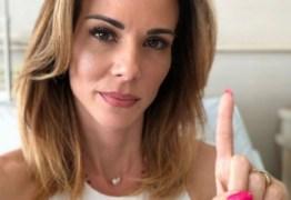 Ana Furtado fala da luta contra o câncer: 'em direção à cura'