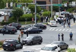 Tiroteio em redação de jornal deixa 5 mortos e vários feridos