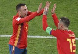 COPA DO MUNDO: Espanha empata em 2 a 2 com o Marrocos e enfrentará a Rússia nas 8ªs