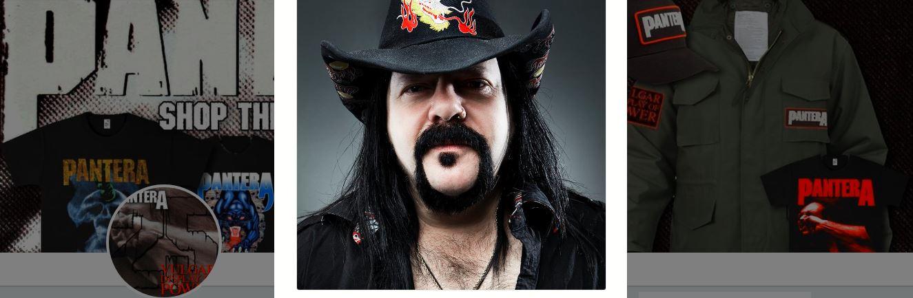 baterista - Baterista do Pantera, Vinnie Paul, morre aos 54 anos -VEJA VÍDEO