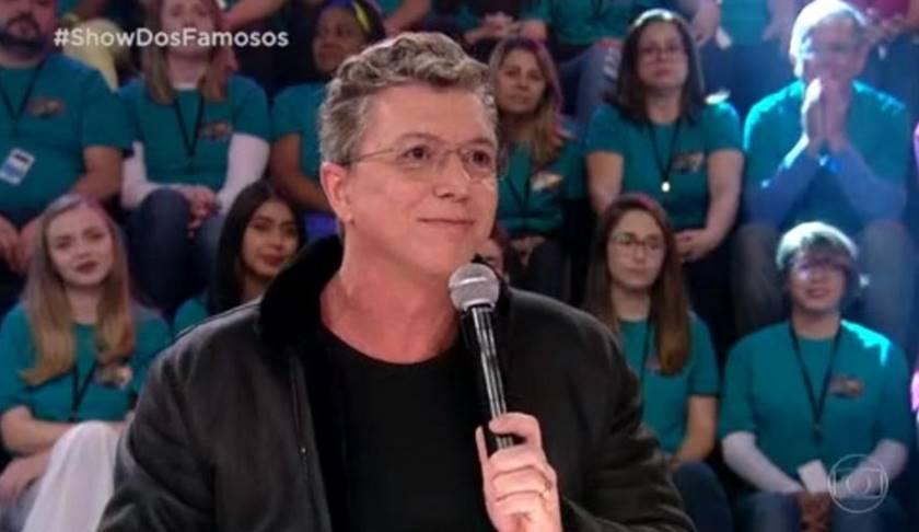 boninho show dos famosos faustao - Climão: Falabella e Boninho se estranham no Show dos Famosos