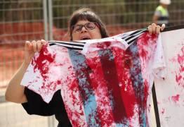 Israel acusa Argentina de ceder ao ódio após cancelar amistoso
