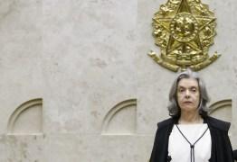 'Sem imprensa livre, a Justiça não funciona bem, o Estado não funciona bem', diz Cármen Lúcia