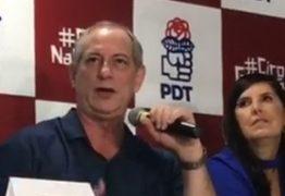 Ricardo foi convidado pelo PDT para encontro mas não confirma presença
