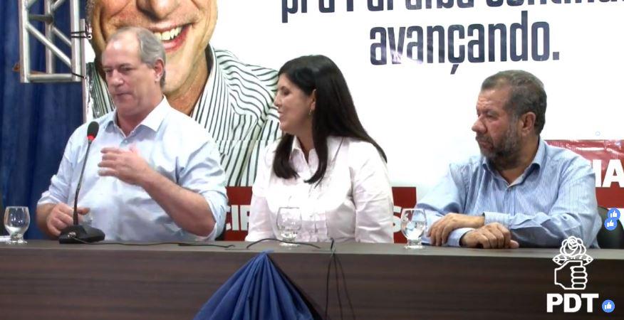 ciro gomes 2 - 'FASCISTAS NÃO PASSARÃO': dispara Ciro Gomes sobre Bolsonaro - VEJA VÍDEO