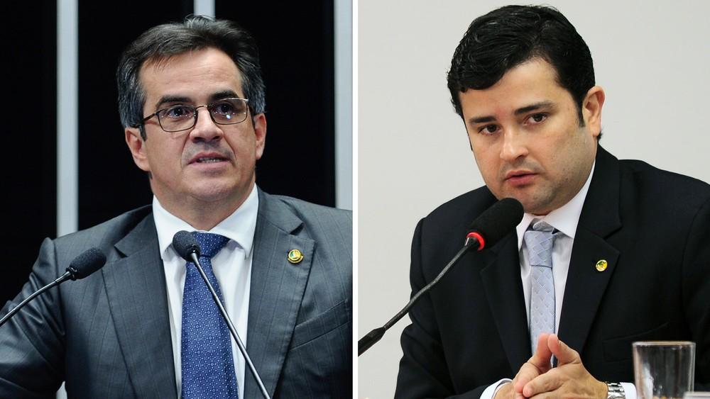 ciro nogueira eduardo fonte - PP NA MIRA: Procuradoria denuncia parlamentares por obstrução de Justiça