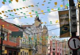 Confira o que abre e fecha em João Pessoa durante o jogo do Brasil nesta quarta-feira