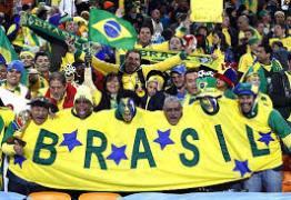 A COPA VEM AÍ: Torcedores começam os preparativos para acompanhar jogos da Copa do Mundo