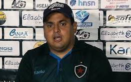 Botafogo-PB vai conceder coletiva para  falar sobre a saída de Leston Júnior