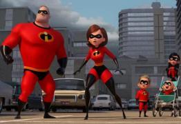 """Cinemas dos EUA recebem aviso sobre ataques de epilepsia em """"Os Incríveis 2"""""""