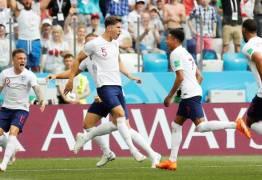 Inglaterra goleia o Panamá e se classifica para as oitavas da Copa -VEJA VÍDEO COM MELHORES MOMENTOS