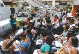 Senac realiza mais uma edição da Feira de Orientação para o Trabalho