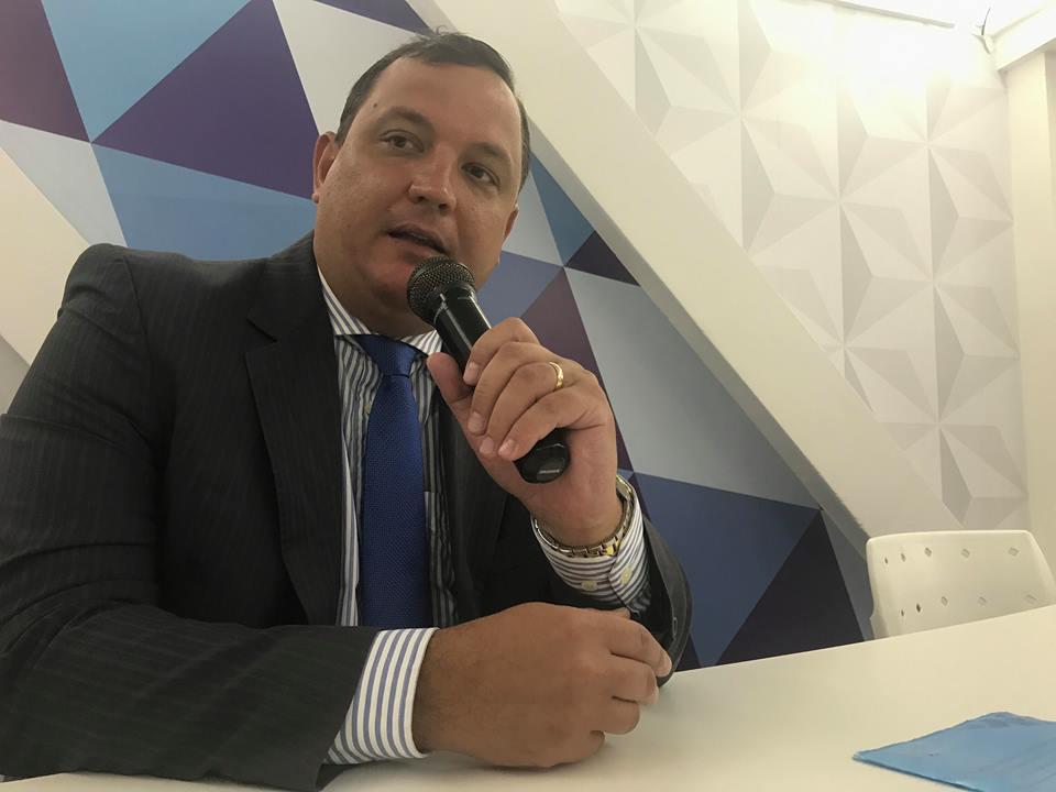 george bezerra tre pb - George Bezerra fala as novidades das eleições na Paraíba: 'Este ano o TRE poupará um milhão de reais graças aos voluntários'