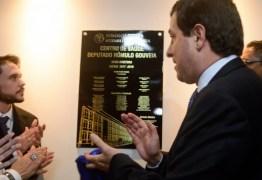 Gervásio inaugura novo Centro de Saúde da Assembleia Legislativa da Paraíba