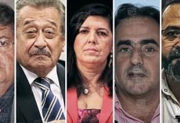 governador 1 - QUEM VAI DESISTIR DA DISPUTA ? Lira, Lucélio, Maranhão, João ou Lígia ? - Por Rui Galdino