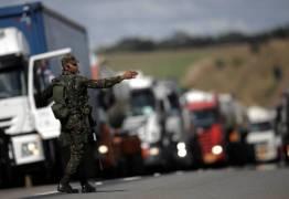 GREVE DOS CAMINHONEIROS: Vereador é preso por 'incitar' bloqueio