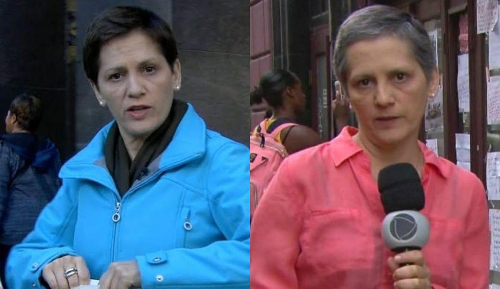 heloisa villela reporter da record - Repórter da Record dispensa peruca e revela câncer em rede nacional