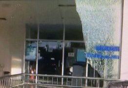 MAIS UM ATAQUE: bandidos explodem agência bancária em Santa Rita