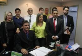 Nosman Barreiro toma posse na FPF e promete moralizar Paraibano