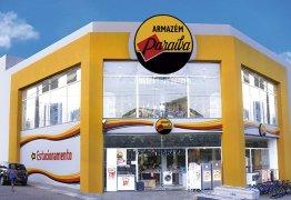 Bandidos arrombam loja do Armazém Paraíba e levam celulares e televisores