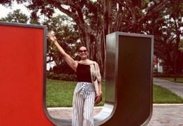 Aos 56 anos, Luiza Brunet inspira fãs ao iniciar curso em faculdade nos EUA