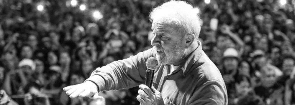 Luiz Inácio Lula da Silva: Afaste de mim este cale-se – Por Lula