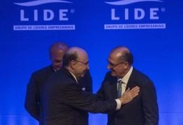 Meirelles irrita MDB e Alckmin diz que disputa é sacrifício pessoal
