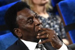 pele 300x200 - Pelé agradece apoio e afirma estar com sede de 'novos gols na vida'