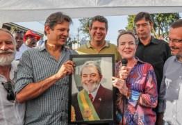 """""""CHAMA QUE O HOMEM DÁ JEITO"""" – PT lança jingle para campanha de Lula: 'O Brasil feliz de novo' – VEJA VÍDEO"""