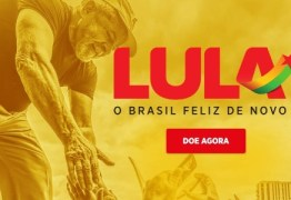 Vaquinha de Lula soma R$ 56 mil no 1º dia; ele poderá usar o dinheiro?
