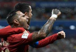 COPA DO MUNDO: Portugal empata com o Irã em 1 a 1 e pegará o Uruguai na próxima fase