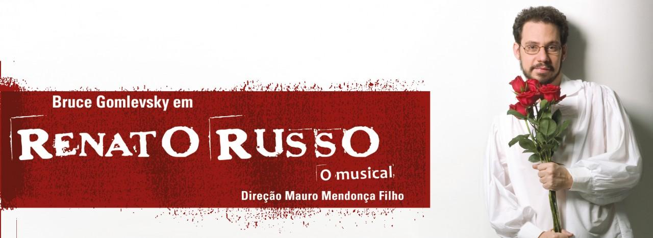 renato russo 940x343 - 'Renato Russo - O Musical' chega a João Pessoa em julho no Teatro Pedra do Reino