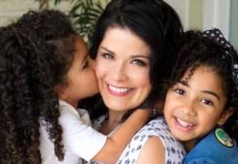 Samara Felippo se choca com decisão da filha de 7 anos
