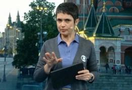 VEJA VÍDEO: Sandra Annenberg detona governo russo e é elogiada por internautas