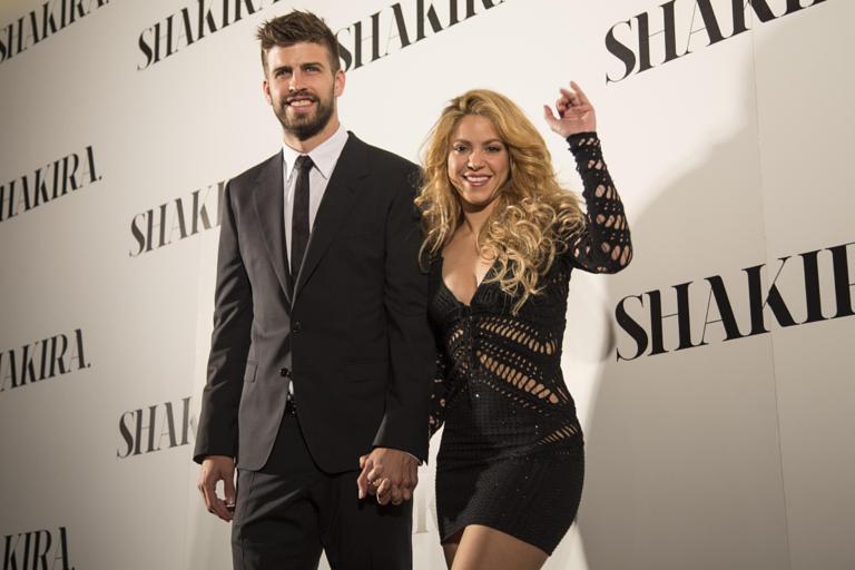 shakira gerard pique - Ladrões invadem casa de Shakira e Piqué em Barcelona