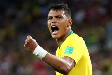 """Thiago Silva dá """"sinal verde"""" e deve renovar contrato com o Chelsea"""