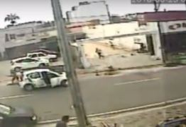 TIROTEIO E DESESPERO: Polícia libera imagens que mostram tentativa de resgate de preso que acabou em vigilante morto – VEJA VÍDEO