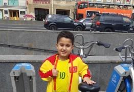 Paraibano que vai entrar em campo com o Brasil quer conhecer goleiro Alisson