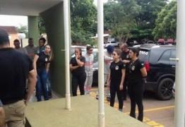 OPERAÇÃO NO SERTÃO: Polícia cumpre mandados de prisão por desvio e roubo de energia elétrica
