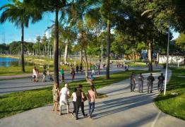 Parque da Lagoa recebe escola de samba e espetáculo infantil neste domingo