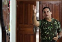 General Hamilton Mourão volta a ser cogitado para vice de Bolsonaro