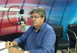 SEM DEFEITOS: João rebate Enivaldo: 'é uma grande honra ser o candidato de Ricardo'