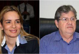 CHAPA FORMADA? Daniella Ribeiro recebe visita de João Azevêdo e encontro sinaliza entendimento entre o PP e o PSB