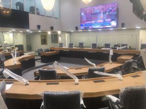 Assembleia2 300x225 - Bloco de deputados da base do governo vai se encontrar hoje para reafirmar unidade