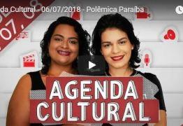 AGENDA CULTURAL: Veja as dicas para aproveitar o fim de semana em João Pessoa