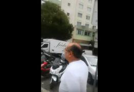 Em Lisboa, Gilmar Mendes é hostilizado ao caminhar na rua – VEJA VÍDEO!