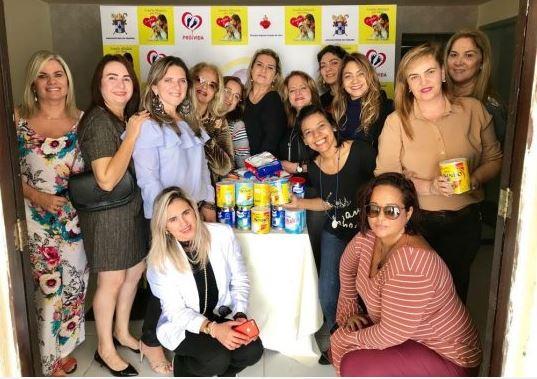 Capturar 35 - Creci-PB doa alimentos a entidade filantrópica em João Pessoa
