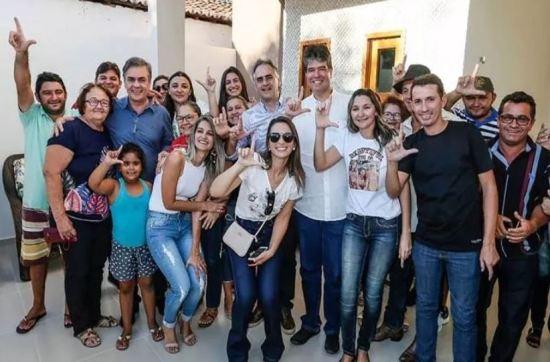 NINJA NA REDE: Lucélio cumpre agenda no Sertão e é recebido por lideranças