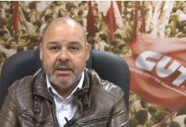 Presidente nacional da CUT, Vagner Freitas, legitima apoio à pré-candidatura de Marcos Henriques – VEJA VÍDEO!